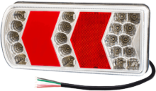 LED задний фонарь > 726172/ 726173